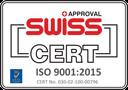 Swiss Cert 9001:2015