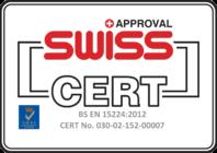 Bergmann Kord: Swiss cert approval - BS EN 15224:2012