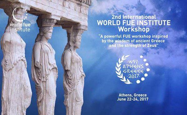Αθήνα και Bergmann Kord : Άξιοι οικοδεσπότες του 2ου Παγκοσμίου Συνεδρίου για τη Μεταμόσχευση Μαλλιών FUE 2