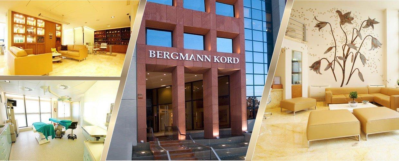 Κλινικές Μεταμόσχευσης Μαλλιών Bergmann Kord