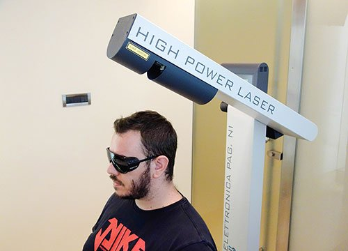 Θεραπείες Τριχόπτωσης - Soft Laser - 1