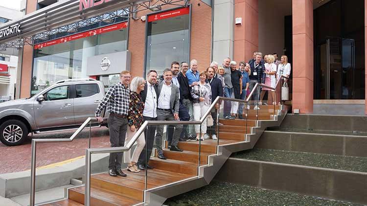Με απόλυτη επιτυχία στέφθηκε η 1η διεθνής Σύναξη συνεργατών της Bergmann Kord - 10