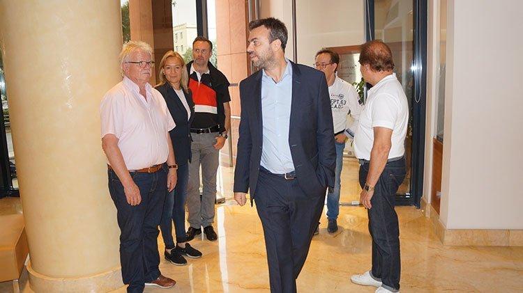 Με απόλυτη επιτυχία στέφθηκε η 1η διεθνής Σύναξη συνεργατών της Bergmann Kord - 11