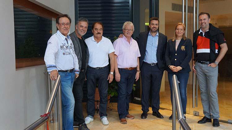 Με απόλυτη επιτυχία στέφθηκε η 1η διεθνής Σύναξη συνεργατών της Bergmann Kord - 8