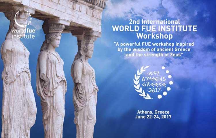 Αθήνα και Bergmann Kord : Άξιοι οικοδεσπότες του 2ου Παγκοσμίου Συνεδρίου για τη Μεταμόσχευση Μαλλιών FUE - 5