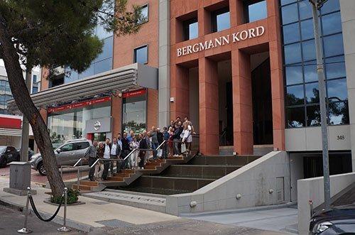 Με απόλυτη επιτυχία στέφθηκε 1η διεθνής σύναξη συνεργατών της Bergmann Kord 1