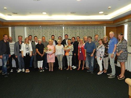 Με απόλυτη επιτυχία στέφθηκε 1η διεθνής σύναξη συνεργατών της Bergmann Kord 3