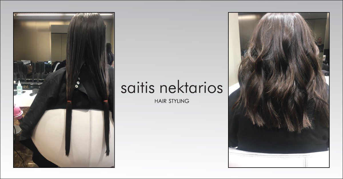 HAIR for HELP - SAITIS NEKTARIOS cooperation