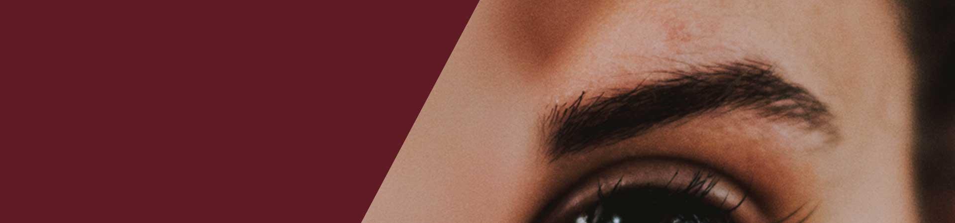 Augenbrauenimplantation