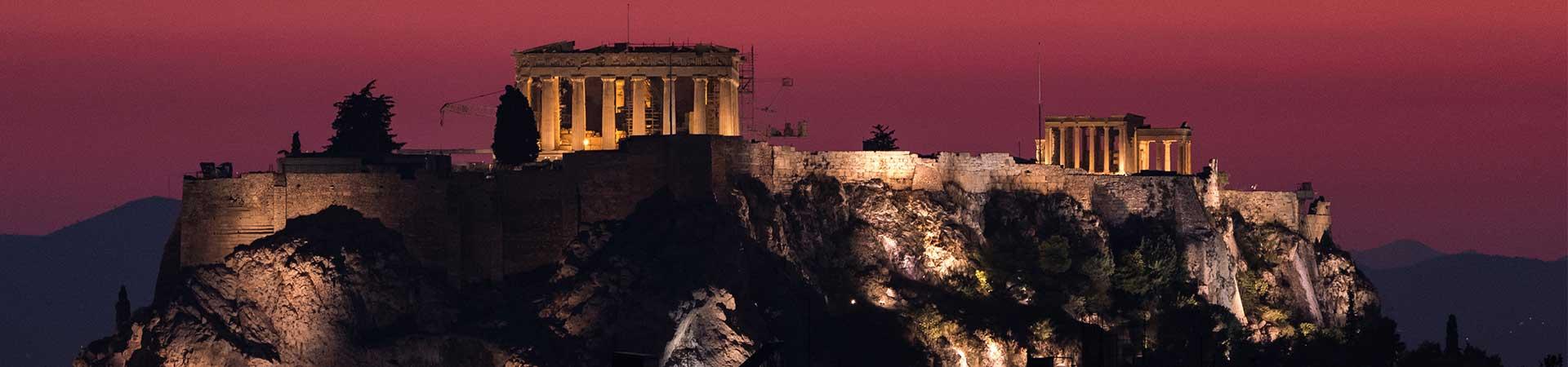 Reiseziel Athen