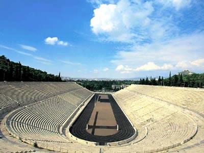 Лечение волос в Греции. Пересадка волос. Стадион Panathenaic.