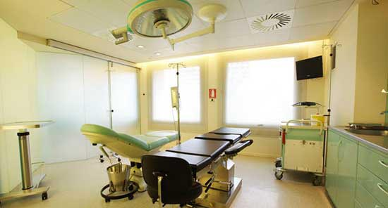 Bergmann Kord operating room