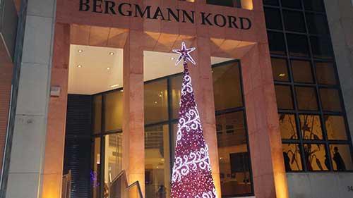 Χριστουγεννιάτικο Δέντρο - Bergmann Kord 2016