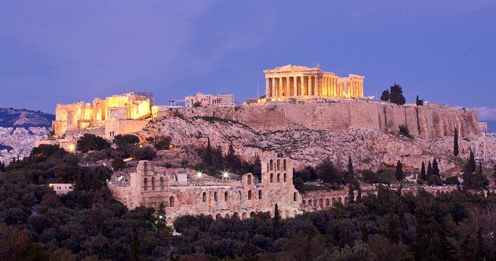 Пересадка волос и отдых в Греции. Медицинский туризм для трансплантации волос. Акрополь.