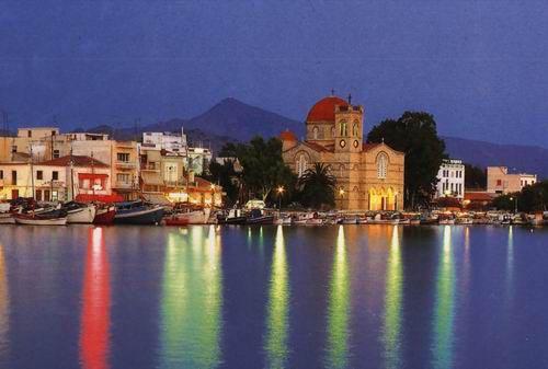 Медицинский туризм для безрубцовой пересадки волос в Греции. Остров Эгина.