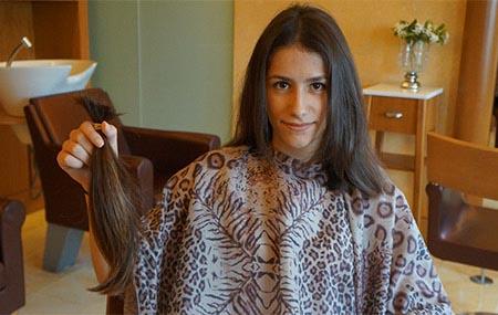HAIR for HELP - Ανδριανή Κάσση - Χαλάνδρι