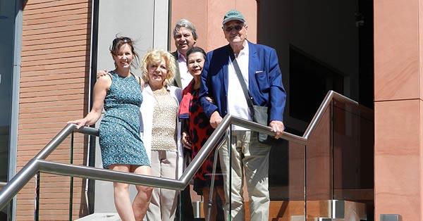 Επίσκεψη Γερμανών Ιατρών στη Bergmann Kord