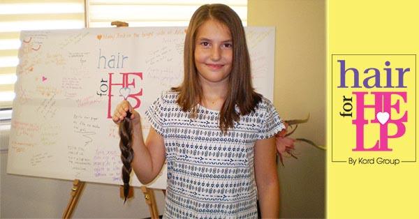 HAIR for HELP - ΔΗΜΗΤΡΑ - ΛΑΡΙΣΑ