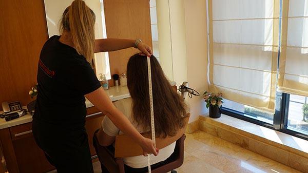 HAIR for HELP - ΔΗΜΟΣΘΕΝΗΣ ΑΞΑΡΛΗΣ