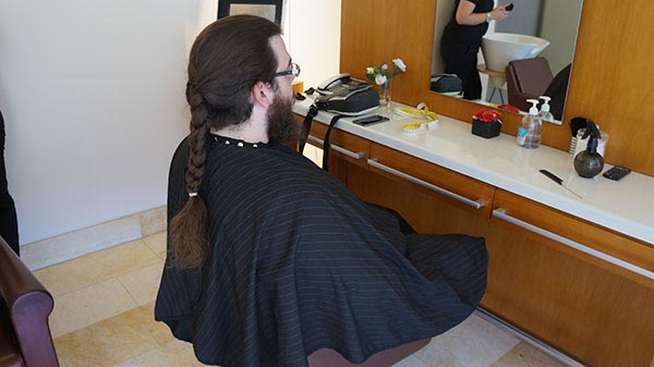 HAIR for HELP - ΔΗΜΟΣΘΕΝΗΣ ΑΞΑΡΛΗΣ 2