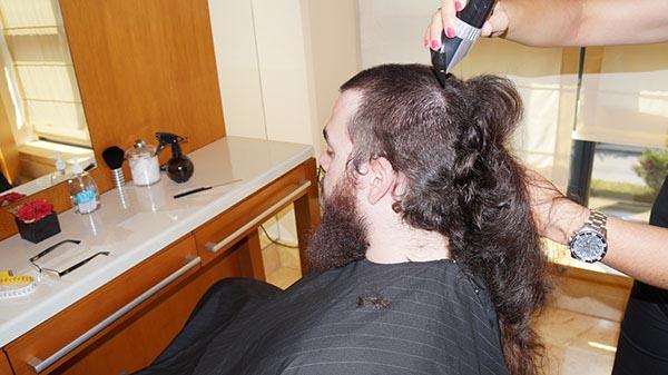 HAIR for HELP - ΔΗΜΟΣΘΕΝΗΣ ΑΞΑΡΛΗΣ 4
