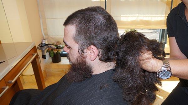 HAIR for HELP - ΔΗΜΟΣΘΕΝΗΣ ΑΞΑΡΛΗΣ 5