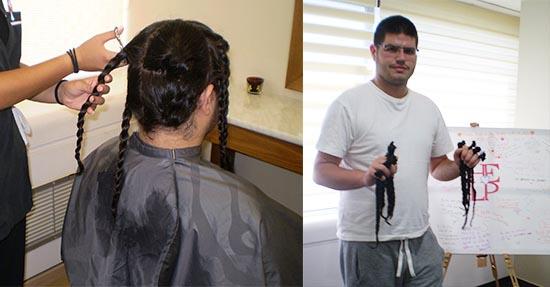 HAIR for HELP - ΛΑΜΠΡΟΣ ΠΑΠΑΓΙΑΝΝΗΣ - ΛΑΡΙΣΑ