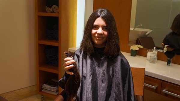 Μαίρη Μαλιάρα - HAIR for HELP