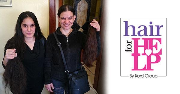HAIR for HELP - Bergmann Kord Ν. Σμύρνη - 24 Απριλίου 2017