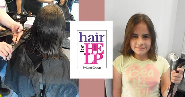 HAIR for HELP - Ταγανίδου Μαρία - Bergmann Kord Θεσσαλονίκης