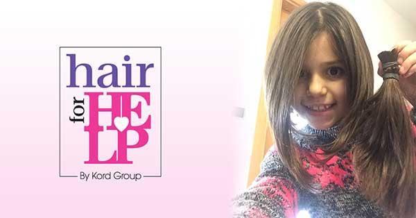 HAIR for HELP - Κατερίνα Κάκκου - 4 Φεβρουαρίου 2017