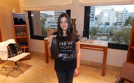 HAIR for HELP - Ελπίδα Ντάλα