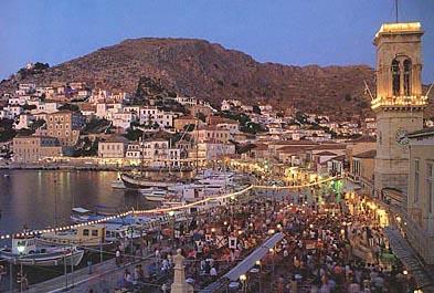 Медицинский туризм для лечения волос в Греции. Путешествие по островам. Остров Идра.