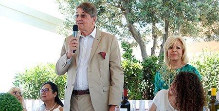 Ομιλία κυρίου Klaus Muller