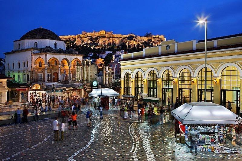 Медицинский туризм и пересадка волос. Греция для лечения выпадения волос. Плака. Монастираки.