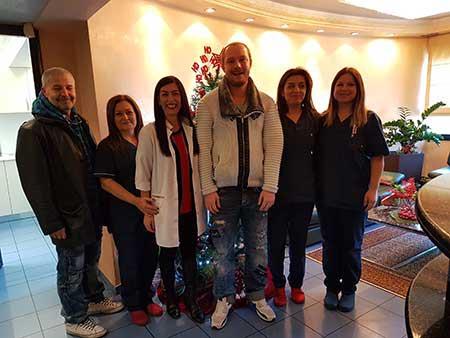 Κος Τερμετζίδης - Μεταμόσχευση Μαλλιών FUT (Strip) - Θεσσαλονίκη 28/12/2016 3
